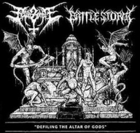 Fetid Zombie - Battlestorm - Defiling The Altar Of Gods
